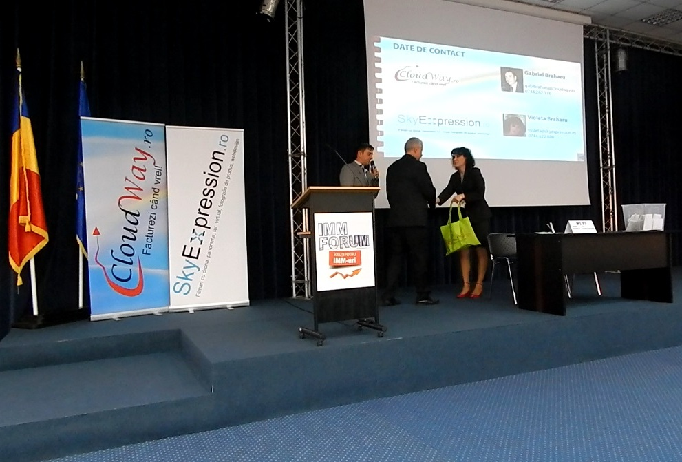 IMM Forum 2015 - inmanare premiu